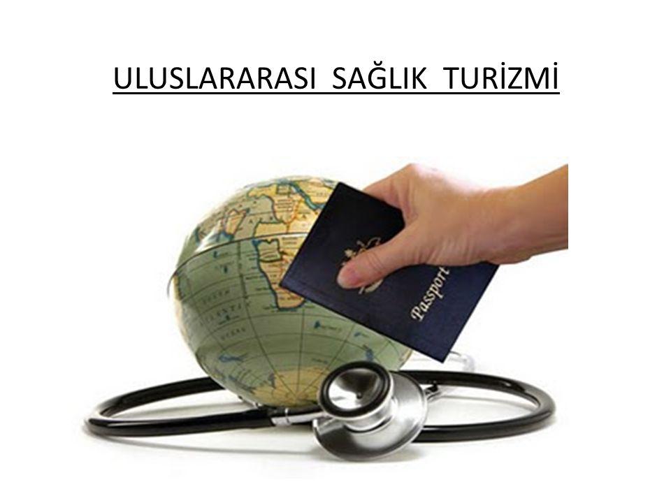 Yurtdışından getirilen hastaların Türkiye'de, özellikle de İstanbul'da; Ameliyatlarının ve/veya Tedavilerinin Belirli bir ücret karşılığı yapılması ya da yaptırılmasıdır.