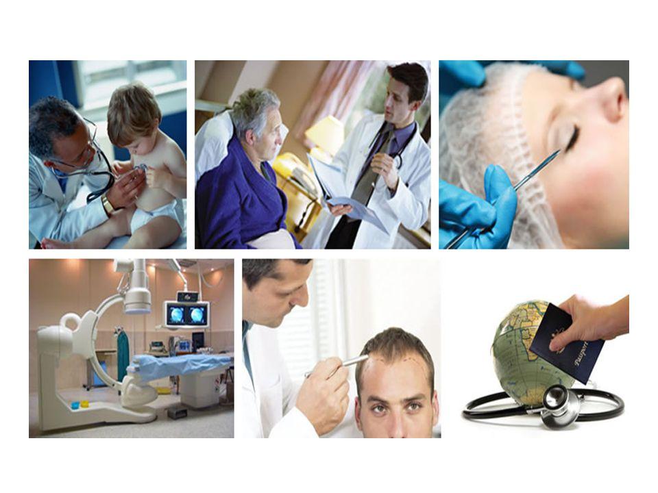 Tedavi Amaçlı Ülkemize Gelen Yabancı Hasta Sayısı • 2008 Yılı Ülkemize Gelen Hasta Sayısı : 56.276 • 2009 Yılı Ülkemize Gelen Hasta Sayısı ( Sağlık Turisti ) : 74.519 • 2010 Yılı Ülkemize Gelen Hasta Sayısı ( Sağlık Turisti ) : 109.003 • 2011 Yılı Ülkemize Gelen Hasta Sayısı ( Sağlık Turisti ) : 156.167 • 2012 Yılı Ülkemize Gelen Hasta Sayısı ( Sağlık Turisti ) : 162.280 • 2012 - 2013 Yılı Dönemi Gelen Hasta Sayısı : 240.105