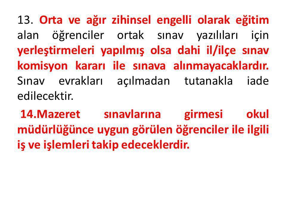 Sınavlarla ilgili tüm bilgiler ve duyurular http://oges.meb.gov.ir internet sayfasında sürekli olarak yayınlanacaktır.