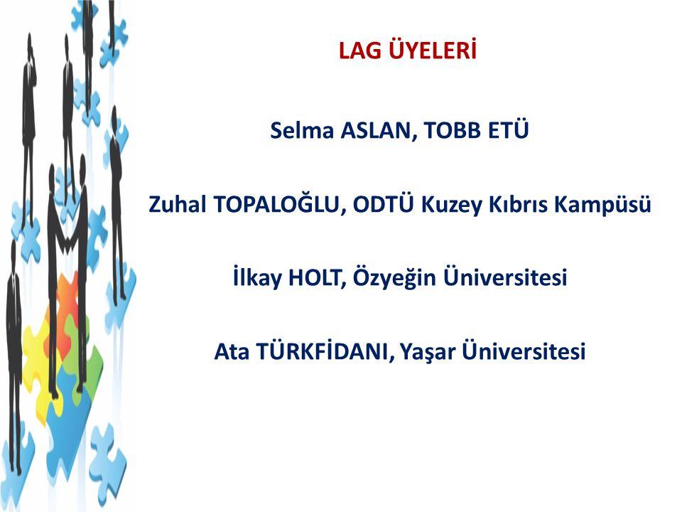 LAG'IN AMACI : • ANKOS üyelerinin abone olmayı planladıkları elektronik bilgi kaynaklarının lisans anlaşmalarının Türk Ulusal Site Lisansı (TRNSL) ile uyumunu sağlamak, • Dünyada lisans anlaşmaları ile ilgili gelişmeleri izleyerek ANKOS üyeleri yararına kullanmaktır.