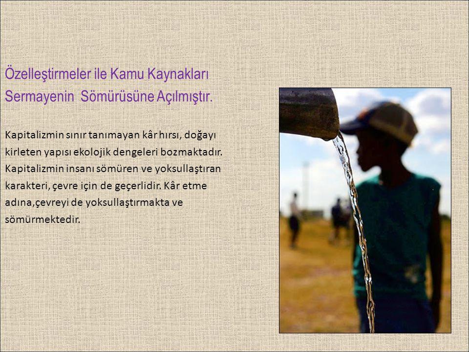 Can Suyu Doğu Karadeniz de köylülerin en çok itiraz ettiği konulardan biri can suyudur.