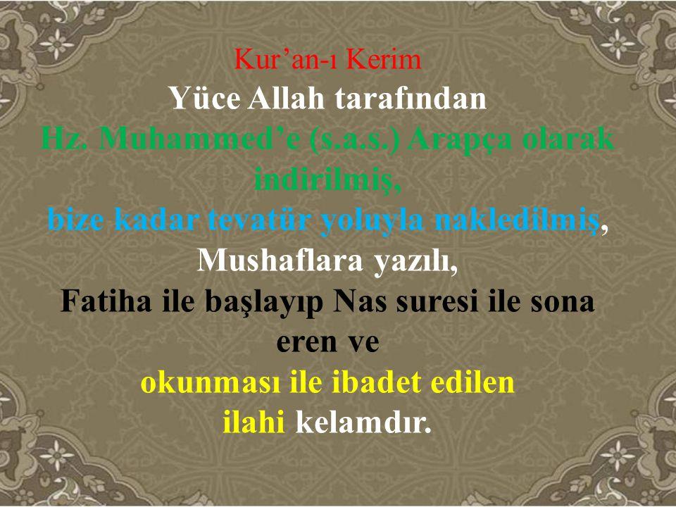 Merhum Mehmet Akif şu mısralarında, bu olayı şöyle yorumluyor; Beşerin derdine derman olur, ancak Kur'an, Ona sarılmazsa eğer, canavardan da beterdir insan, Allah'a dayan, say'e sarıl, hikmete ram ol, Yol varsa budur, bilmiyorum başka çıkar yol.