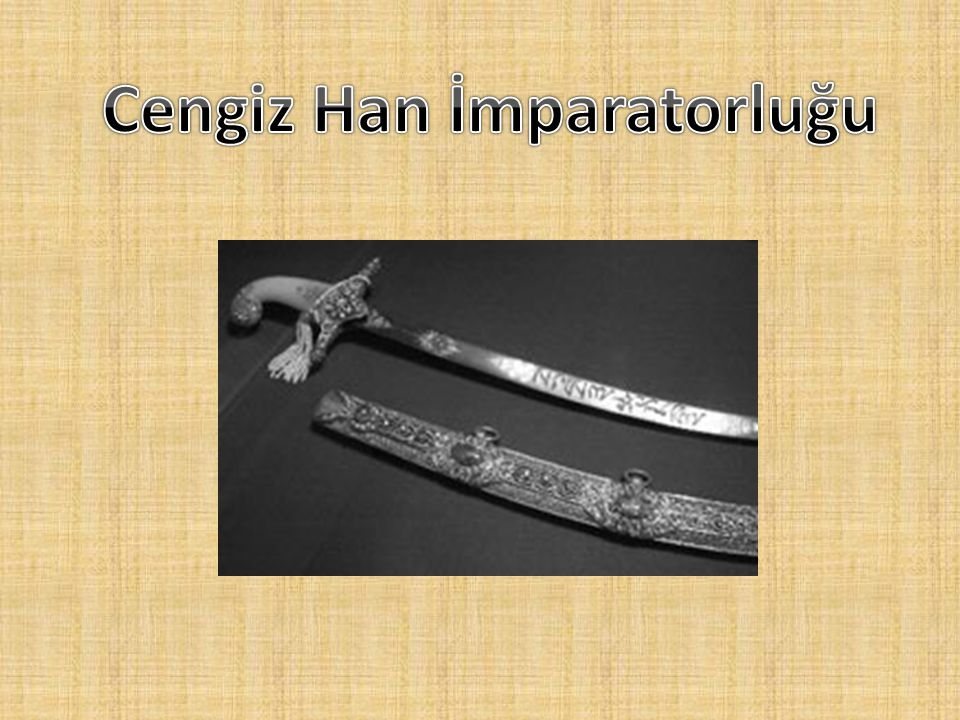 ÖLÜMÜ • 1223 ve 1224 yıllarını Kulan-Başın ve İrtiş de geçiren Cengiz Han; 1225 de Batı Xia Hanedanı na karşı sefere çıktı.
