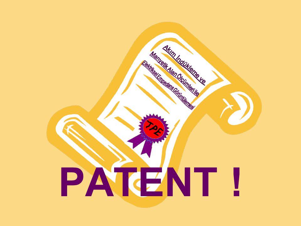 Patent ve Faydalı Model Belgesi Koruma Süreleri İncelemeli patent 20 yıl, İncelemesiz patent 7 yıl, Faydalı model belgesi 10 yıl