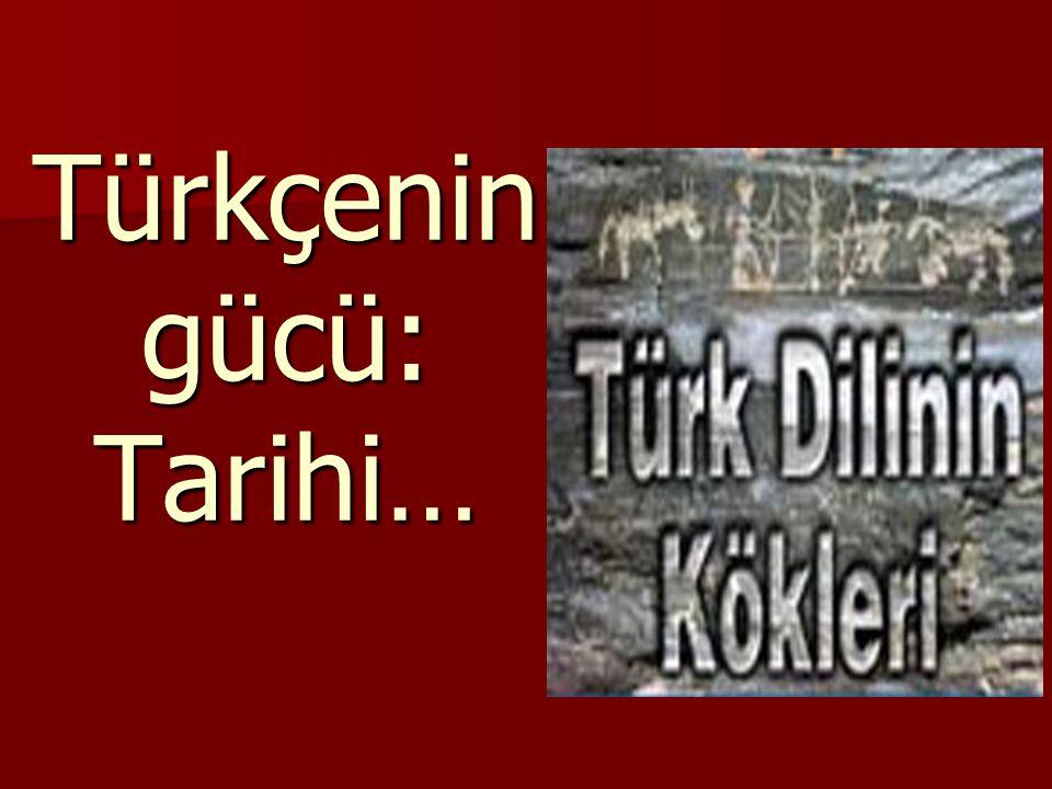 Binlerce Türkçe söz yabancı dillerde…  Çincede 300  Farsçada 3.000  Urducada 227  Arapçada 2.000  Rusçada 2.500  Ukraynacada 800  Ermenicede 4.262  Macarcada 2.008  Fincede 118 RRRRumencede 3.000 BBBBulgarcada 2.557 SSSSırpçada 8.742 ÇÇÇÇekçede 248 İİİİtalyancada 146 AAAArnavutçada 3.000 YYYYunancada 3.000 İİİİngilizcede 470 AAAAlmancada 166 ………….