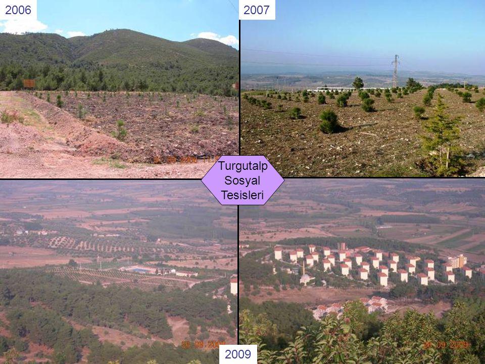 Turgutalp Sosyal Tesisleri 20062007 2009
