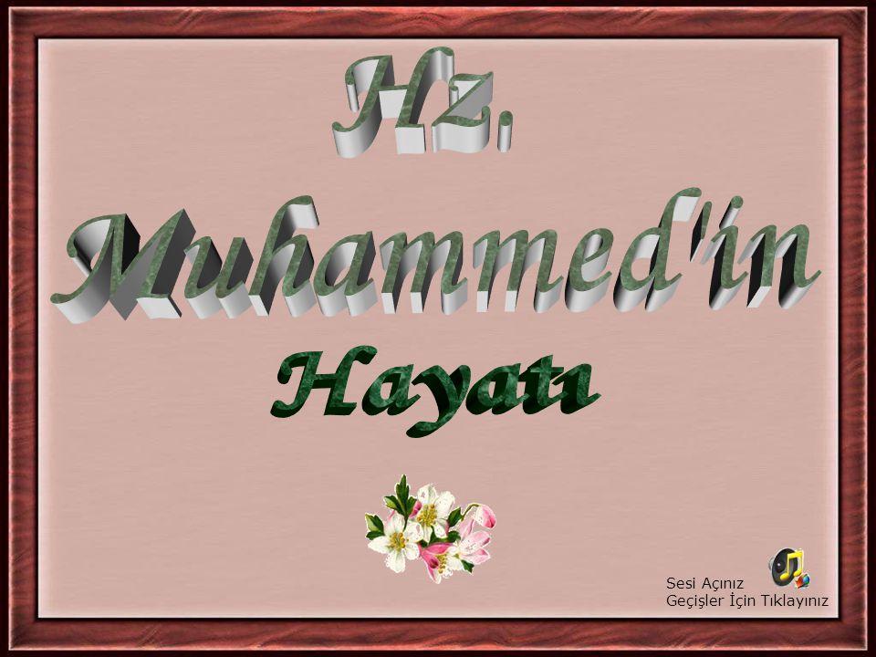 •Hz Muhammed gençlik yıllarında 'Hilfu-l fudul' ( Erdemliler yemini) isimli gruba dahil olmuştur.