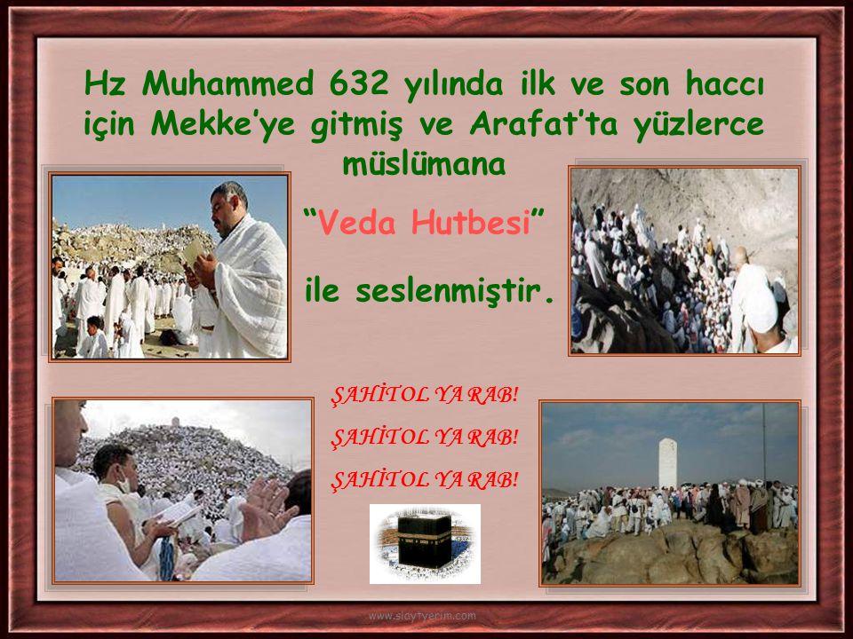 628 yılında Mekkelilerle Hudeybiye Antlaşması yapılmıştır. Bu antlaşma ile Mekkeliler müslümanların siyasi varlığını ilk kez tanımışlardır Hudeybiye'd