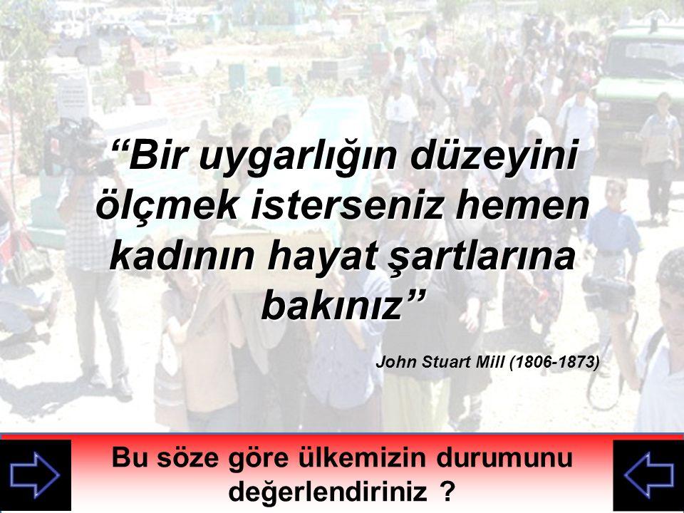 •1930 Belediye seçimlerine katılma hakkı •1933 Muhtarlık seçimlerine katılma hakkı •1934 Milletvekili seçme ve seçilme hakkına Türk Kadının Siyasi Hak