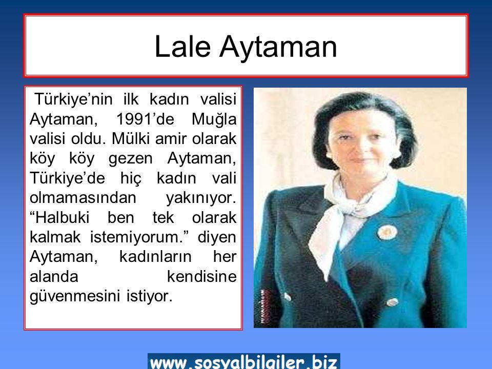 •Sabiha Gökçen, ilk Türk kadın pilottur. Sabiha Gökçen