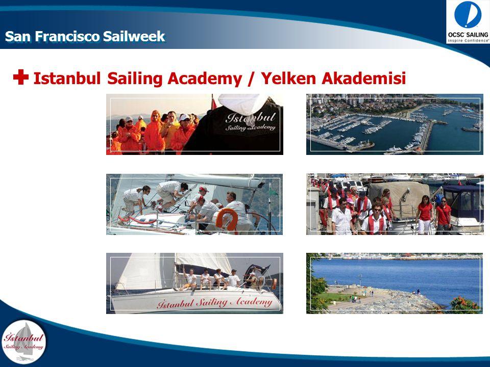 İsmet Özbakır Founder & President of ISAC Anthony Sandberg Founder & President of OCSC ISAC – OCSC İşbirliği Türkiye'nin en büyük yelken okulu Istanbul Sailing Academy, 2007 yılında Amerika'nın en büyük yelken okulu OCSC Sailing ile kardeş okul uygulamasına geçmiştir.