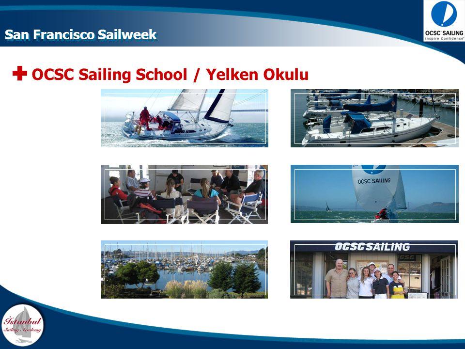 Program – Eğitim Yelkenlileri J/24 Tekneleri: + Uzunluk : 24 Feet + Maksimum Yolcu : 5 + Dünyadaki en popüler one-design yelkenli + Yeke dümen + Balon donanımlı + Furling genoa + En iyi eğitim tekneleri San Francisco Sailweek