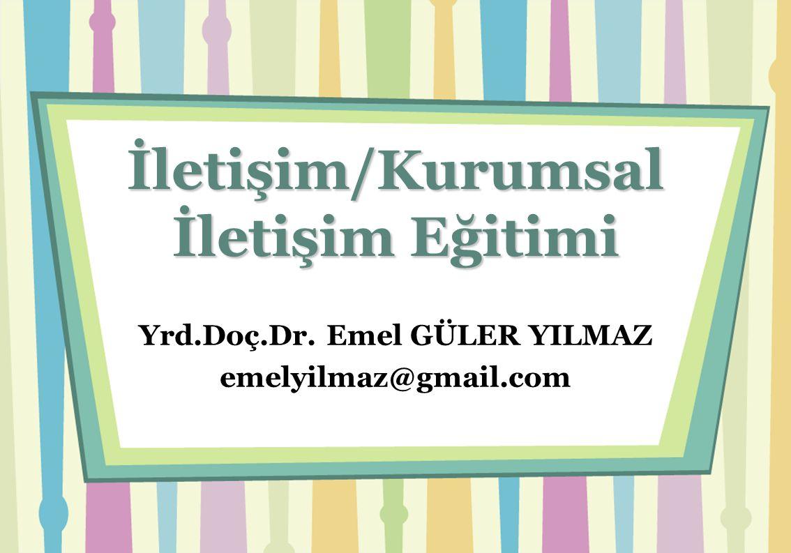 •2. Halkla İlişkilerde Toplumsal ve Etik Boyut