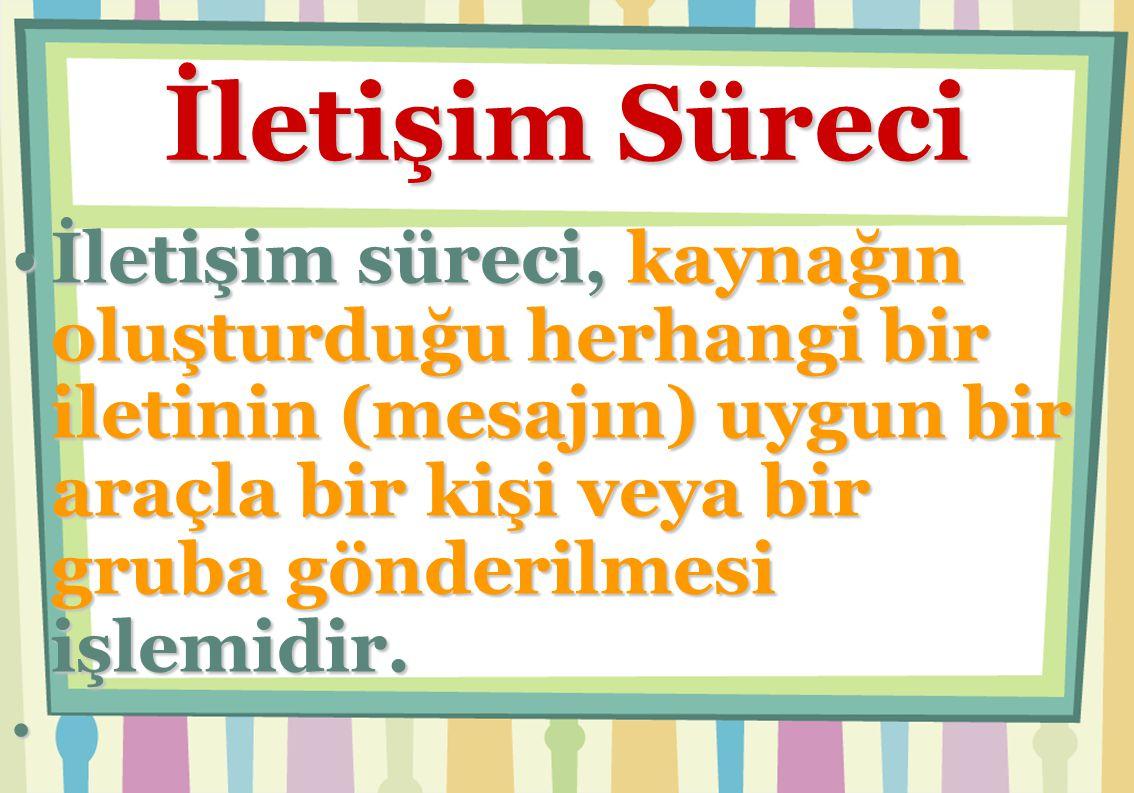 ÇAPRAZ İ LET İŞİ M •Kurumun farklı birimlerinde çalışan ast ve üstler arasında kurulan iletişimdir.