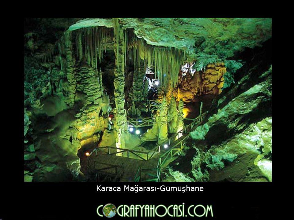 Karaca Mağarası-Gümüşhane