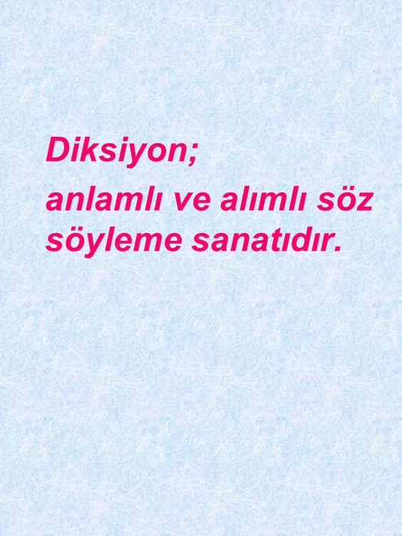 10.> Sesi •Türkçenin V sesi normal bir sestir.
