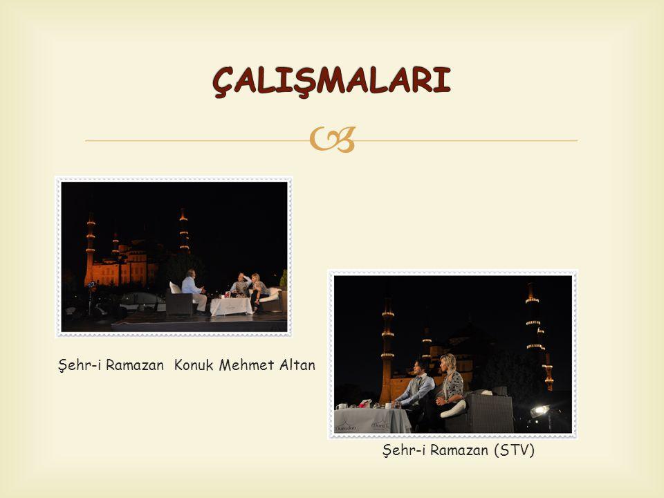  Babalar ve Çocuklar (Küre Tv) Şehr-i Ramazan (STV)