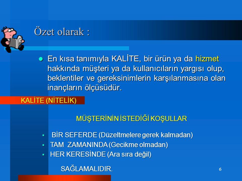 TOBB'un Amaç Ve Görevleri TOBB'un Amaç Ve Görevleri Görevleri: Görevleri:  Türk girişimcisinin çalışmalarına öncülük ve liderlik eder,  Özel sektörün ihtiyaçları doğrultusunda siyasi güce görüş ve çözümlerini iletir,  Kanunlar ve düzenlemeler ile ilgili görüşlerini ilgili bakanlıklara, meclis komisyonlarına sunar,  Tabanını oluşturan KOBİ'lerin ekonomiden hak ettiği payı alması için oda ve borsalarımız kanalıyla bilgi ve danışmanlık hizmeti sunar,  Ticari, ekonomik ve uluslararası işbirliği alanlarında yararlı olabilecek her türlü bilgiyi üyelerine sunar; ülke, il ve sektör bazında ekonomik raporlar hazırlar,  ve diğerleri………..