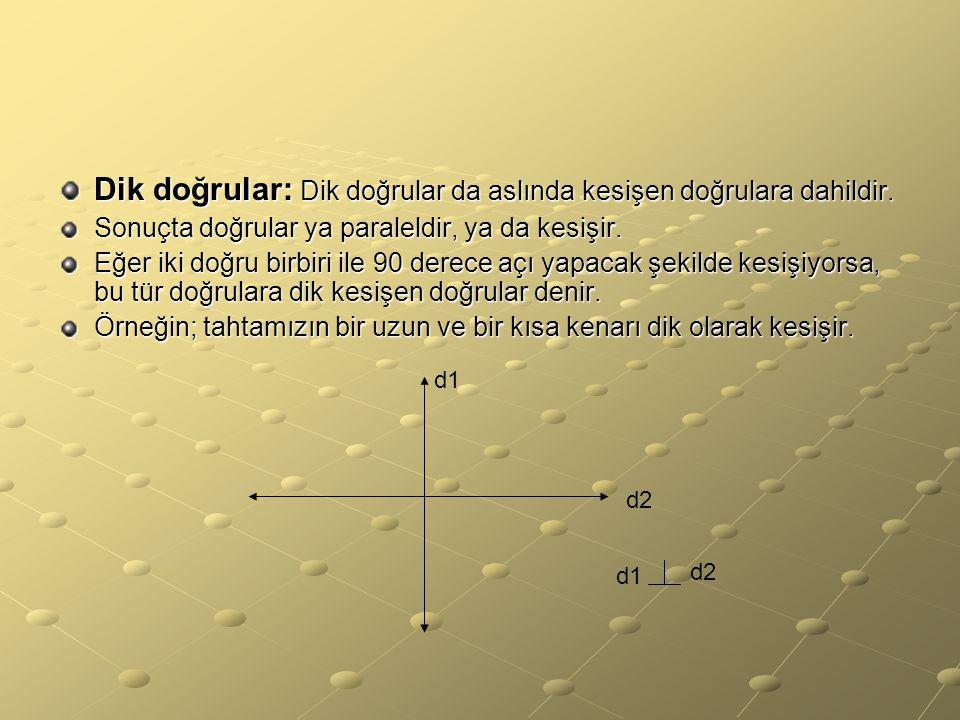 AÇILAR AÇI : Aynı doğru üzerinde olmayan, başlangıç noktaları ortak olan iki ışının birleşim kümesine Açı denir.