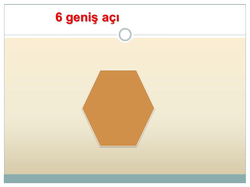 Çemberin köşesi yoktur. Çemberin kenarı yoktur. Çemberin açısı yoktur. Köşesi olmayan cisimlerin açıları da yoktur.