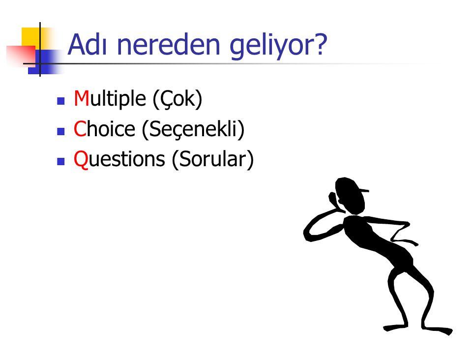 Tablo 7: Eşleştirme tipi sorulara uymayan kurallar Kurallar Kurallara uymayan toplam soru sayısı * N.