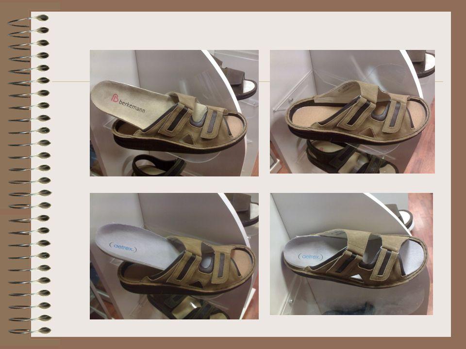Ayak Numarası Tespiti •Ayakkabı ve tabalık alımındaki yapılan yanlışlardan biride numara seçimidir.