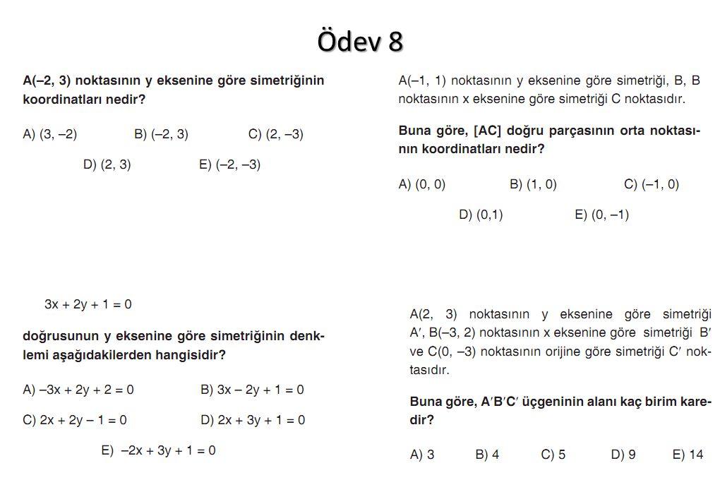 Ödev 8