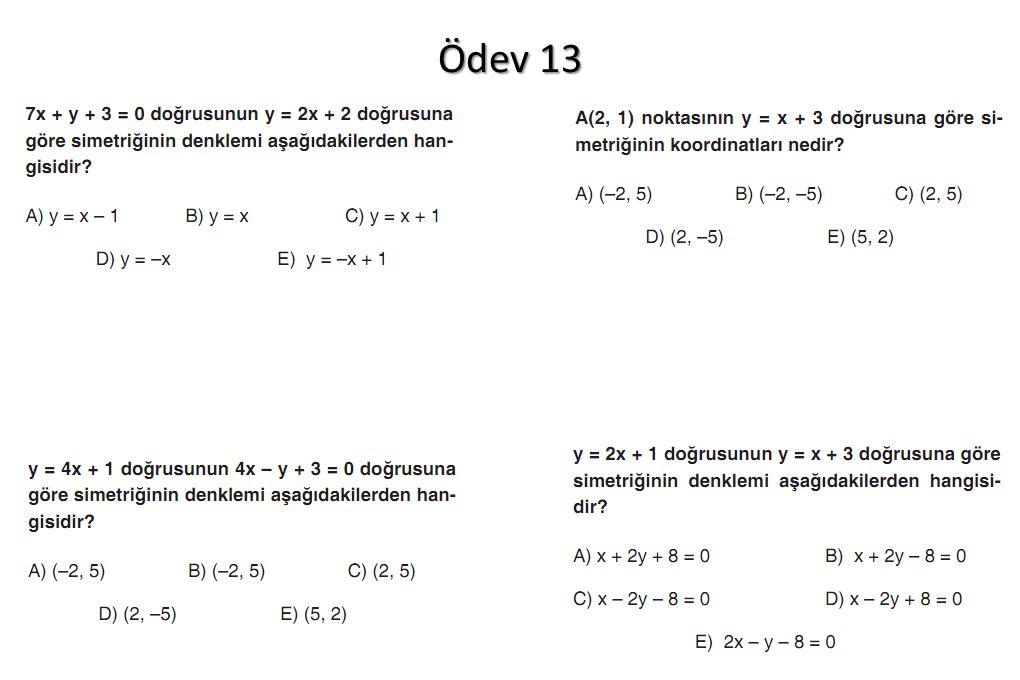 Ödev 13