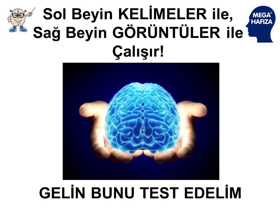 Bir bütün olan beynin yarısını yoğun olarak kullanıp diğer yarısını ihmal eden insanların performanslarında yetersizlikler, kusurlar görülür. Fakat, d