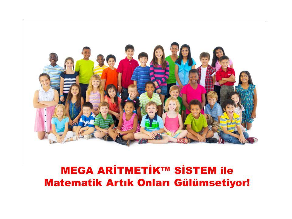 MEGA ARİTMETİK™' te amaç çocuklardaki dikkat yoğunluğunun arttırılmasıdır. Yaş gruplarına uygun şekilde oyunla desteklenmiş egzersiz çalışmaları bu he
