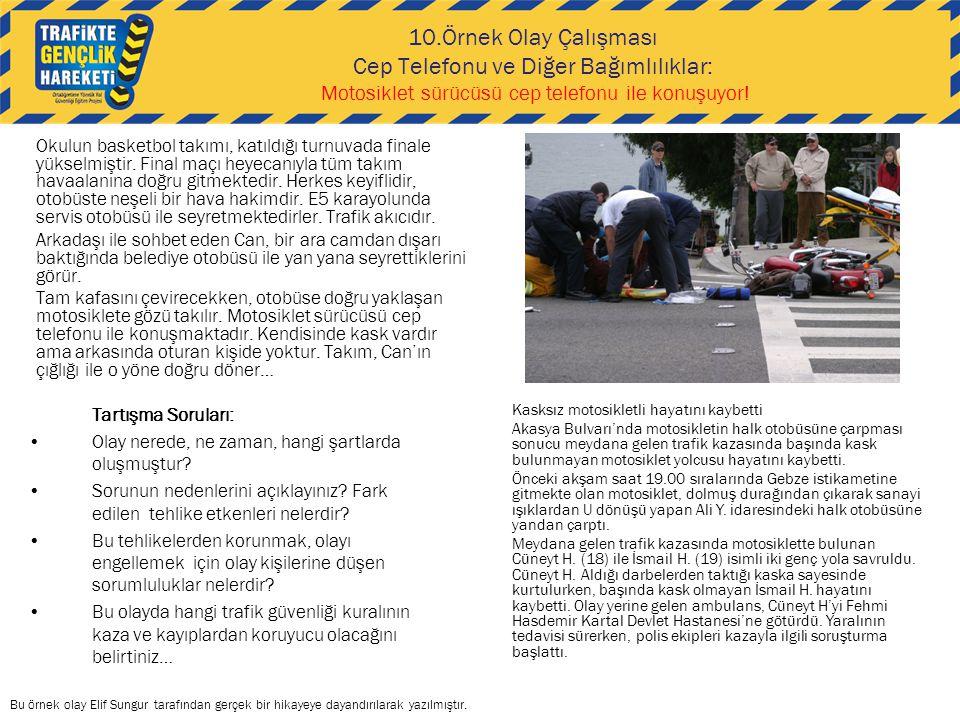 Karayolu kullanma kuralları •Şerit kullanma zorunluluğu, trafik akışının temel kuralıdır.
