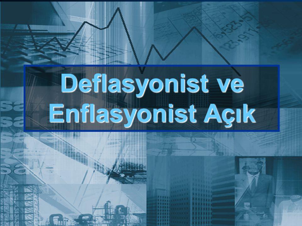 O Y YdYd YpYp Y AEAE a b Deflasyonist açık AEAE Deflasyonist Açık AE1AE1