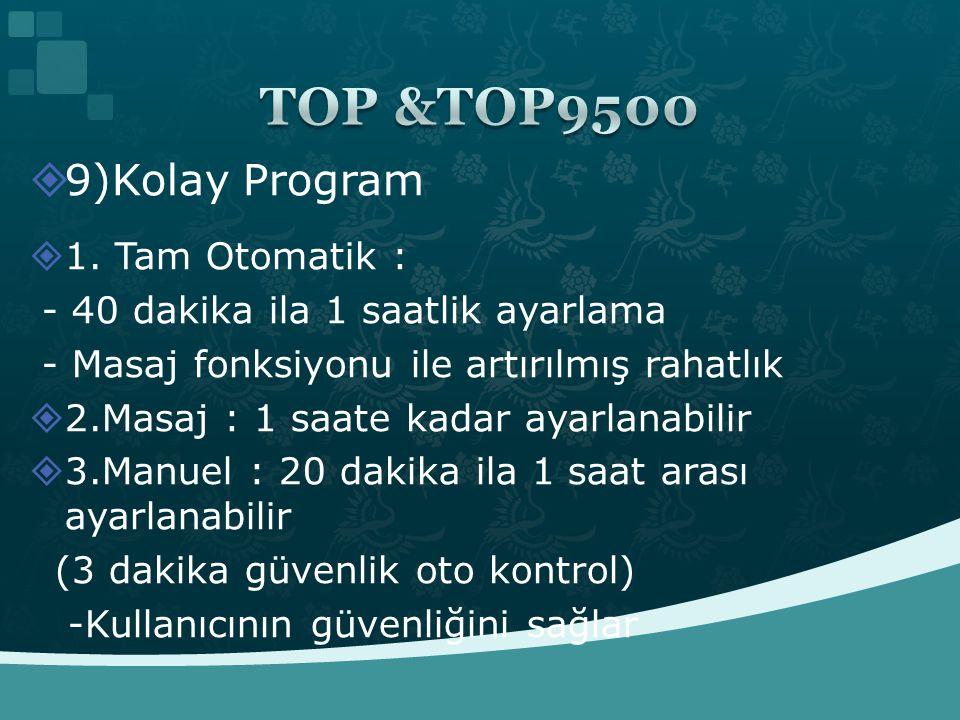  9)Kolay Program  1.