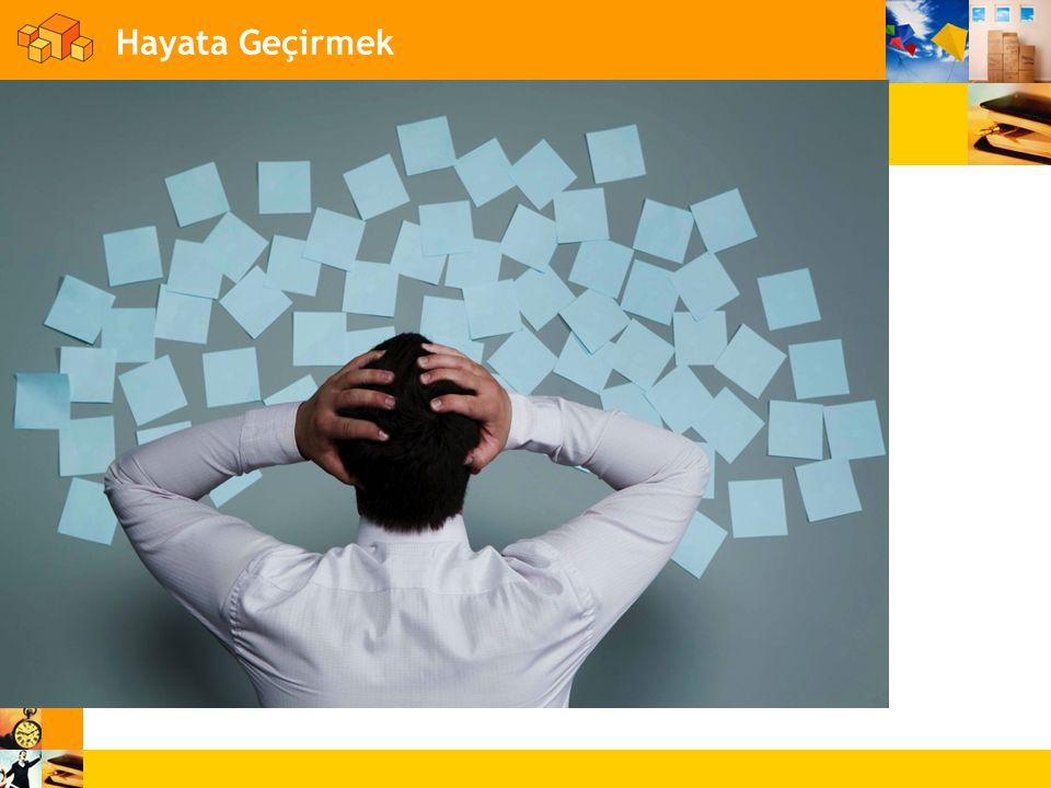 Sorunlar • Planlama Sorunları • Teknolojik Kararlardaki Yanılsamalar • Kadro Sorunu • Olanaklar