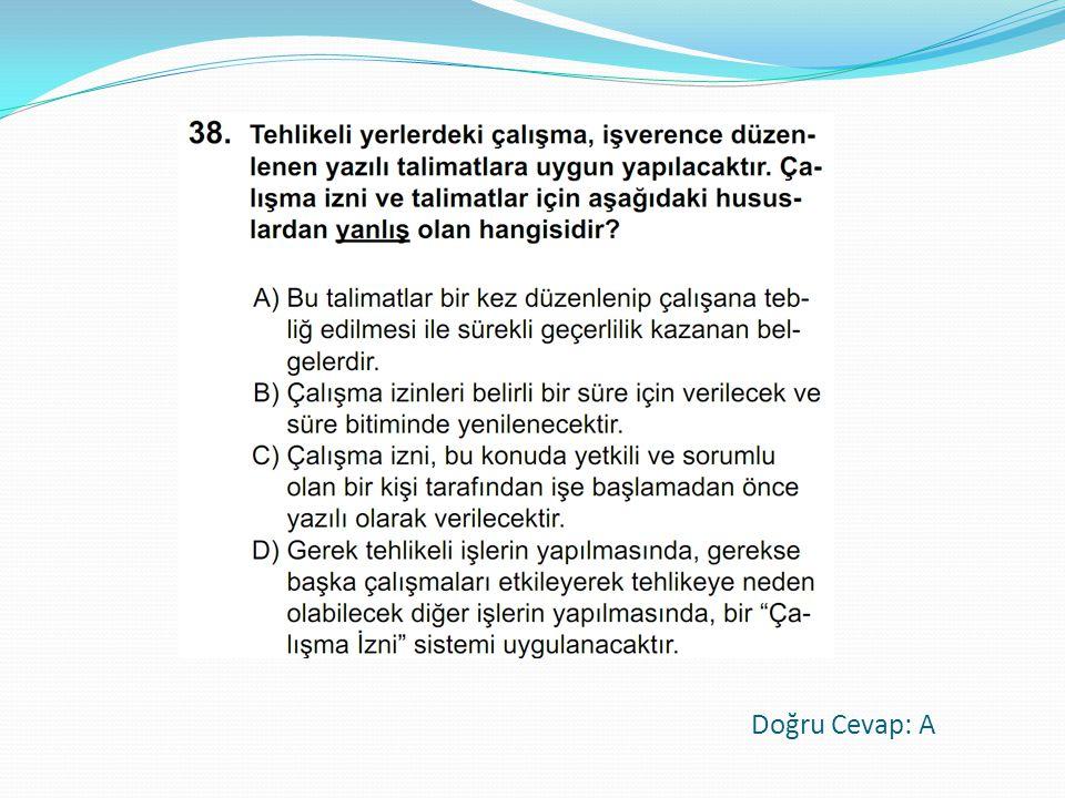 Cevap: B13/05/2012