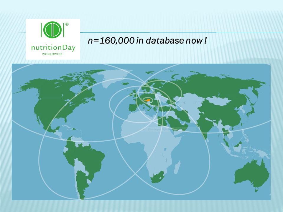 n=160,000 in database now !