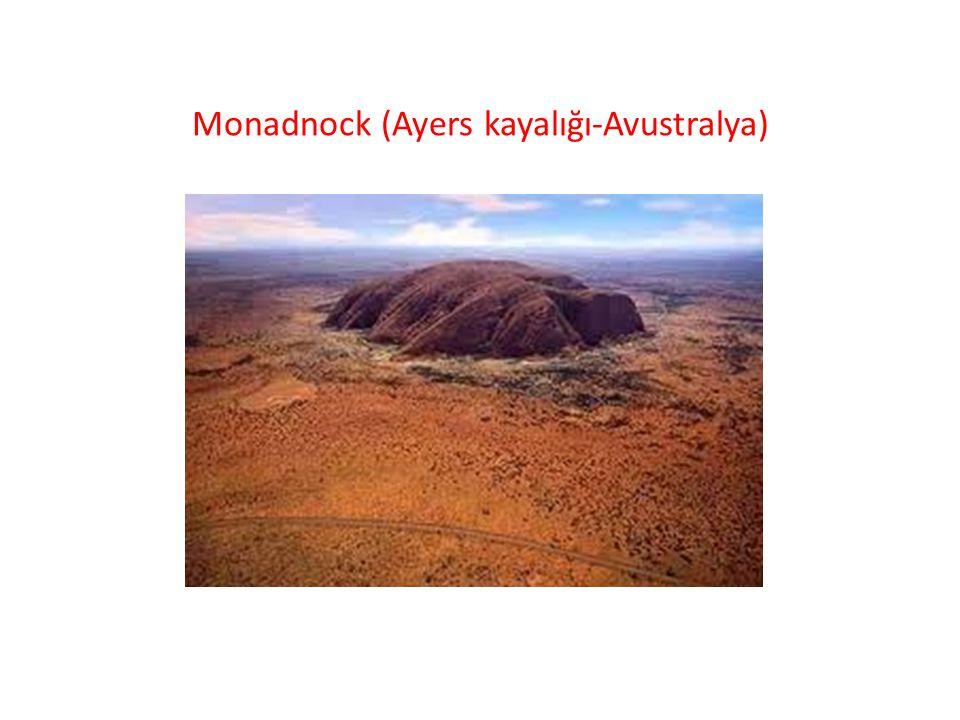Monadnock (Ayers kayalığı-Avustralya)