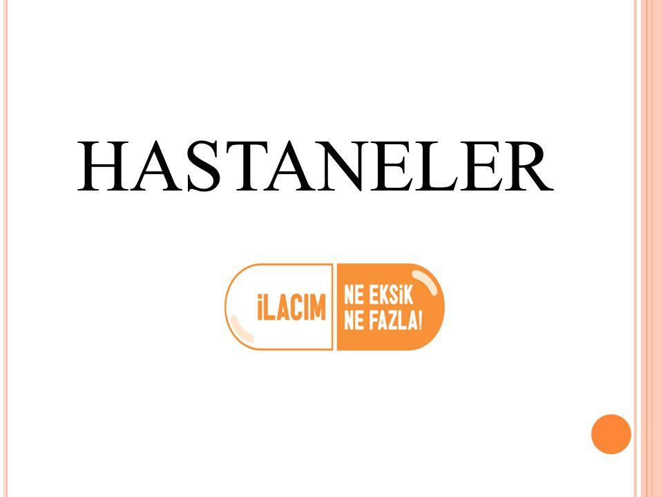HASTANELER