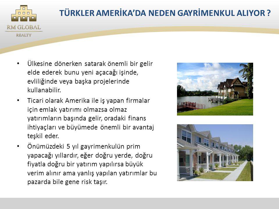 • Golf Community House Golf sahası içerisinde bulunan evlerdir.