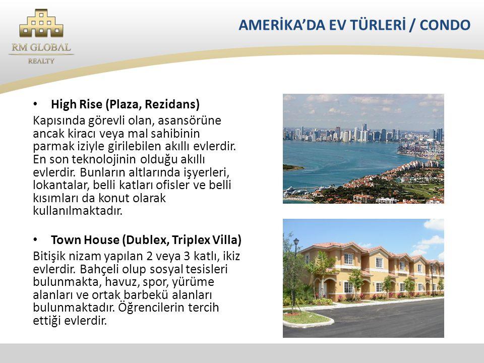 TÜRK VATANDAŞLARI İÇİN ABD'DE EV ALMA SÜRECİ • Türk Vatandaşlarının ABD 'de ev alması zor bir süreç midir .