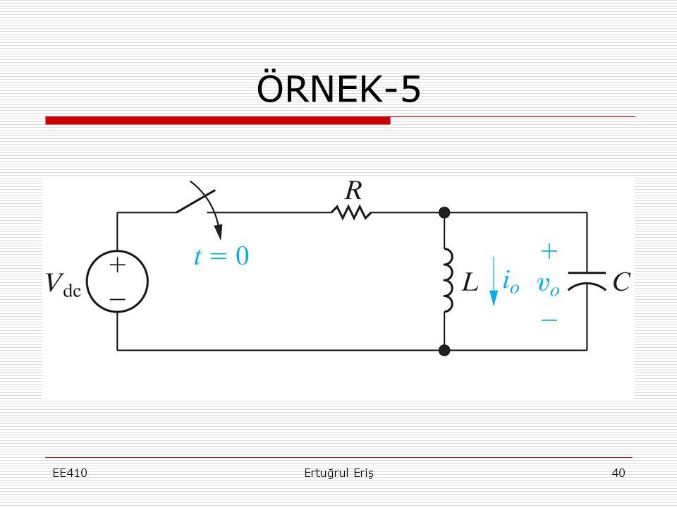 ÖRNEK-5 EE41040Ertuğrul Eriş