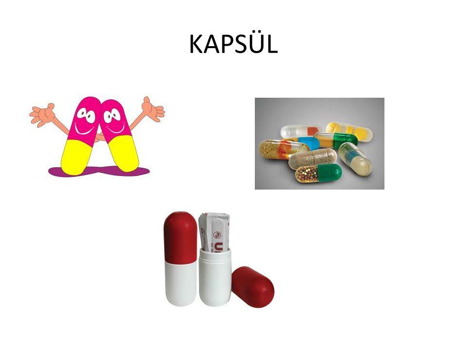 KAPSÜL