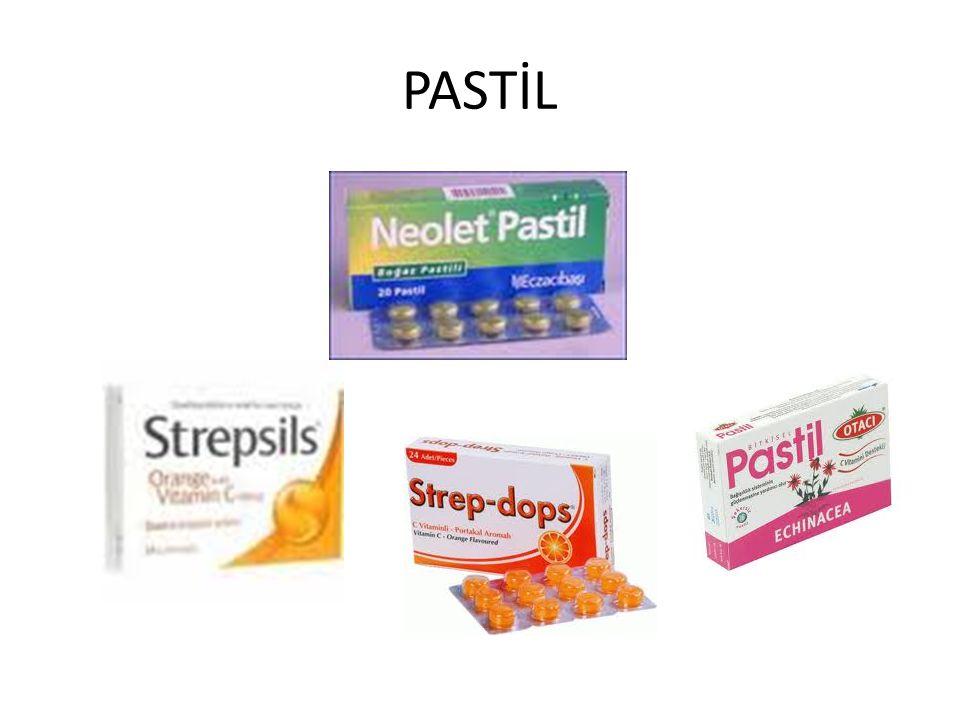 PASTİL