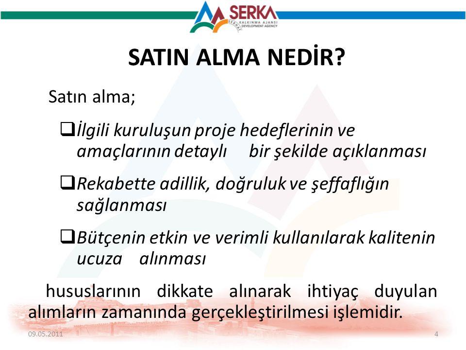 SATIN ALMA NEDİR.