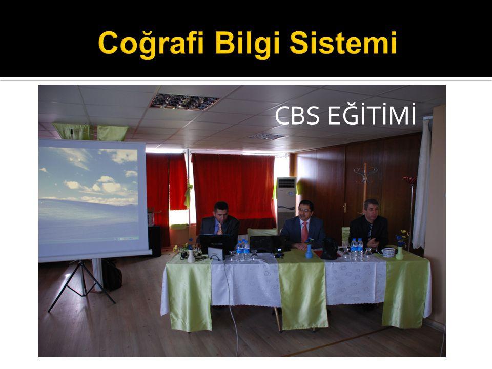 CBS EĞİTİMİ