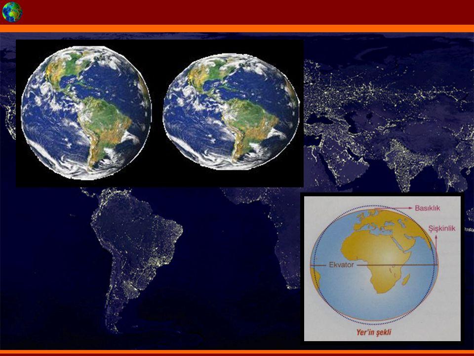 •Kuzey Yarım Küre fazla ısınır ve fazla aydınlanır.