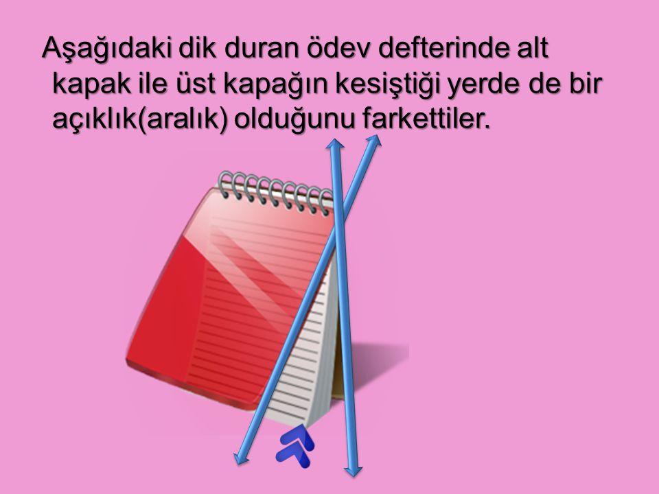 Ahsen, Nilgün ve Murat büyükçe bir karton aldılar.