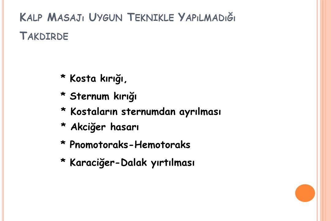 YABANCI CİSİM İLE HAVA YOLU TIKANMASI DİKKAT !.