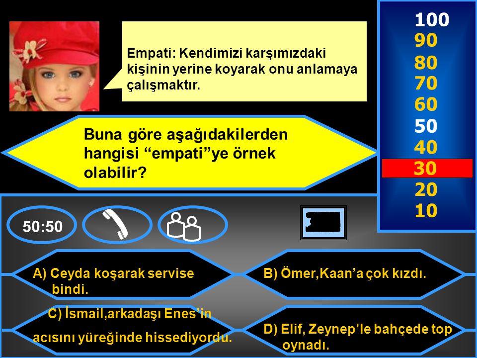 C) Yuğ B) Kurutay D) Balbal 50:50 Eski Türklerde hükümdar tarafından halka verilen ziyafete ne denirdi.