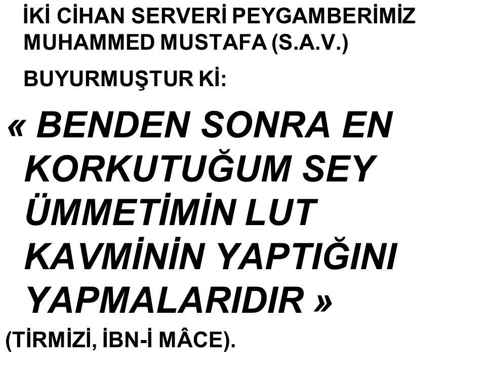 KUR'AN-I KERİM'DE İBRAHİM (A) ANLATILIRKEN, HZ.